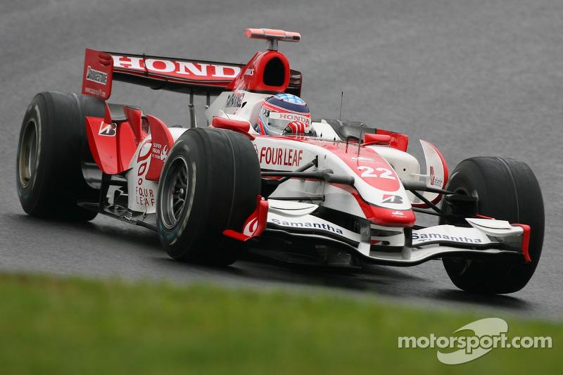 10位:スーパーアグリSA07(2007年)
