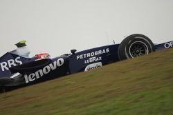 Kazuki Nakajima, Williams F1 Team, FW29