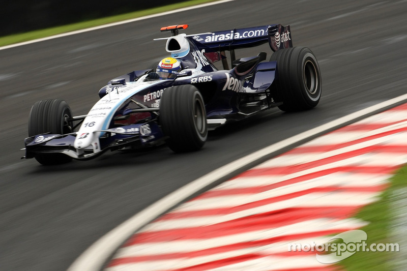 Нико Росберг, WilliamsF1 Team