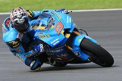 Нобуацу Аоки, Rizla Suzuki MotoGP
