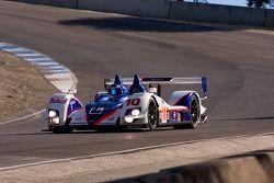#10 Arena International Motorsport Zytek 07S Zytek: Tom Chilton, Darren Manning