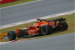 Adrian Sutil, Spyker F1 Team, F8-VII-B