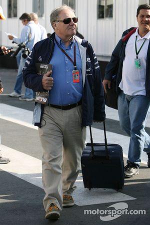 Patrick Head, WilliamsF1 Team, Direktör, mühendising