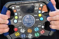 Technical detay, direksiyon, a Williams