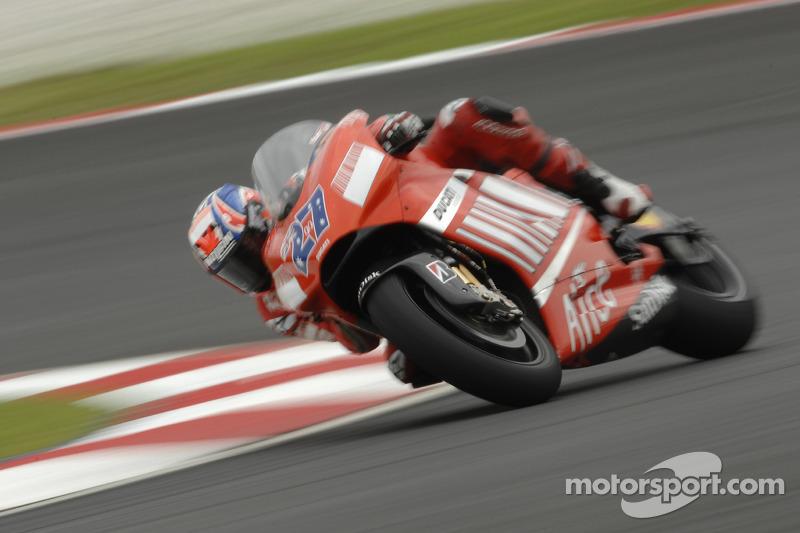 #18 - Casey Stoner - GP de Malesia