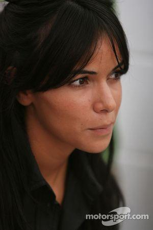 Raquel Rosario eşi, Fernando Alonso