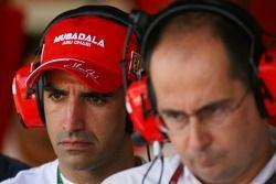 Marc Gene, Test Pilotu, Scuderia Ferrari