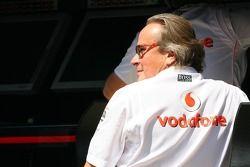 Mansour Ojeh, Commercial Direktör, TAG McLaren