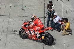 Loris Capirossi, Ducati Marlboro Team