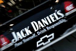 Detail de la chevrolet Jack Daniel