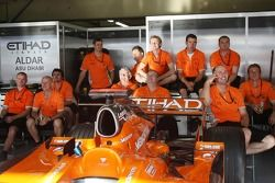 Spyker F1 Team, watch the Rugby World Cup Final
