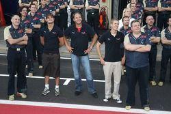 Scuderia Toro Rosso, Team Picture