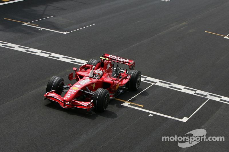 6. GP Brésil 2007