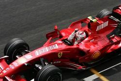 Kimi Raikkonen vince il Gran Premio del Brasile e diventa Campione del Mondo2007