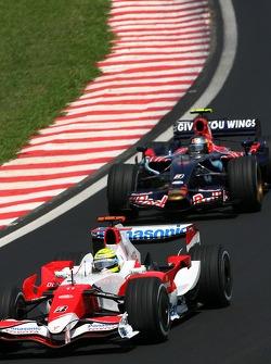 Ralf Schumacher, Toyota Racing, Sebastian Vettel, Scuderia Toro Rosso