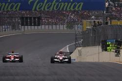 Ralf Schumacher, Toyota Racing, Takuma Sato, Super Aguri F1 Team