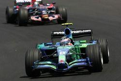 Rubens Barrichello, Honda Racing F1 Team, Sebastian Vettel, Scuderia Toro Rosso