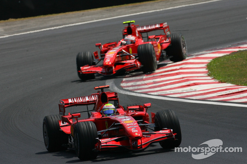 2007: Kimi Raikkonen, Ferrari