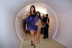 Formula Unas Alessandra Denari (BRA) and Ako Nozumi (JPN)