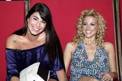 Formula Unas Alessandra Denari (BRA) and Raquel Chulvi (ESP)