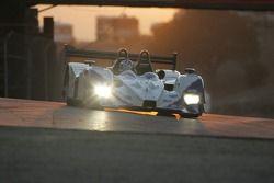 #8 B-K Motorsports Lola B07-46 Mazda MZR-R: Jamie Bach, Ben Devlin