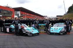 Team Champion 2007: Vitaphone Racing Team Maserati