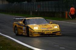 #18 Selleslagh Racing Team Corvette C5R: Tom Cloet, Maxime Soulet