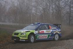 Marcus Gronholm et Timo Rautianen