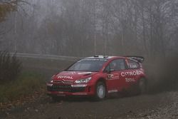 Себастьен Лёб и Даниэль Элена, Citroen Total WRT, Citroen C4 WRC