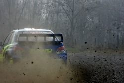 Xavier Pons et Xavier Amigo, Subaru WRT, Subaru Impreza 2007
