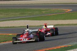 Ferrari Clienti F1 cars