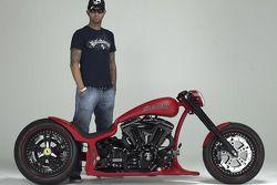Marcus Walz mit dem Bike