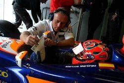 Marcos Martinez, Racing Engineering