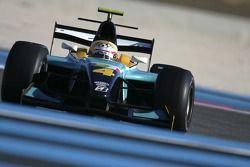 Borja Garcia, (ESP, Minardi Piquet Sports)