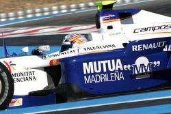 Maximo Cortez, Campos Grand Prix