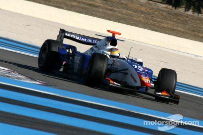 Paul Ricard October-November test