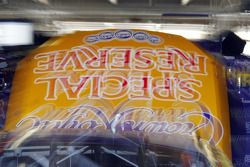The #26 Ford of Jamie McMurray sports the Crown Royal Special Reserve paint scheme