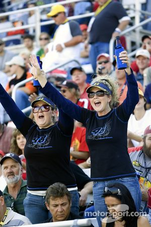 Fans at Texas Motor Speedway