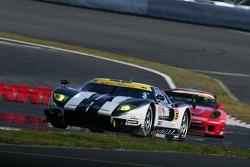 DHG Advan Ford GT: Daisuke Ikeda, Taku Bamba
