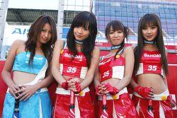 Bandai Dunlop girls