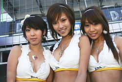 DHG Advan girls