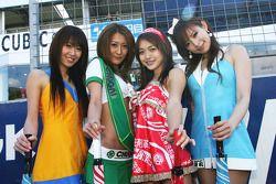 Yokoyama Advan Uematsu girls