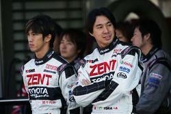 Yuji Tachikawa and Tora Takagi