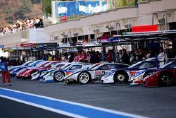 Super GT cars