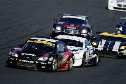 Cusco Dunlop Subaru Impreza: Tetsuya Yamano, Takayuki Aoki
