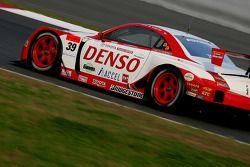 Denso Sard SC430: Andre Couto, Katsuyuki Hiranka