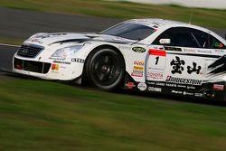 Houzan Tom's SC430: Jyuiti Wakisaka, Andre Lotterer