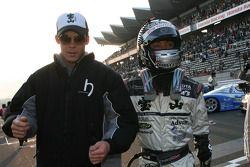 Jyuiti Wakisaka and Andre Lotterer