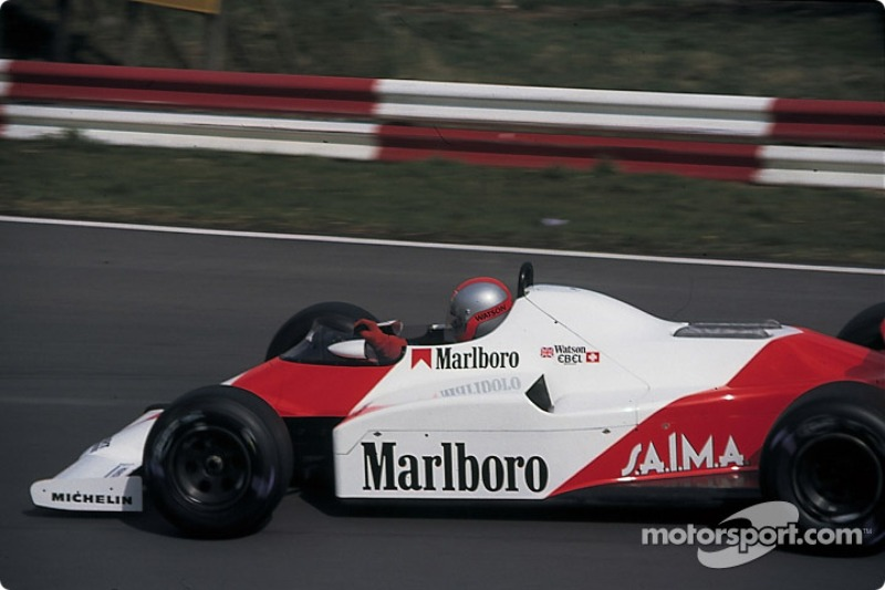 Джон Уотсон, McLaren-Cosworth MP4/1C