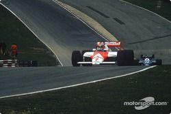 John Watson, McLaren-Cosworth MP4/1C